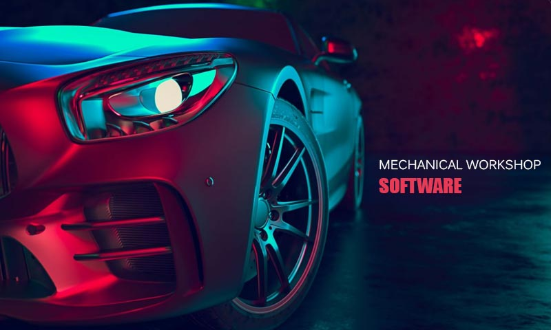 Mechanical Workshop Software