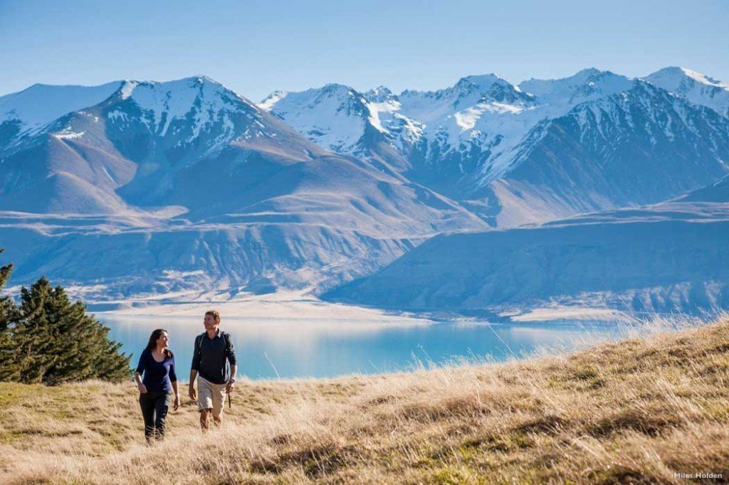Honeymoon in New Zealand