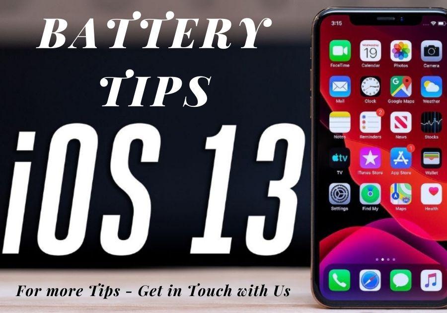 improve battery life