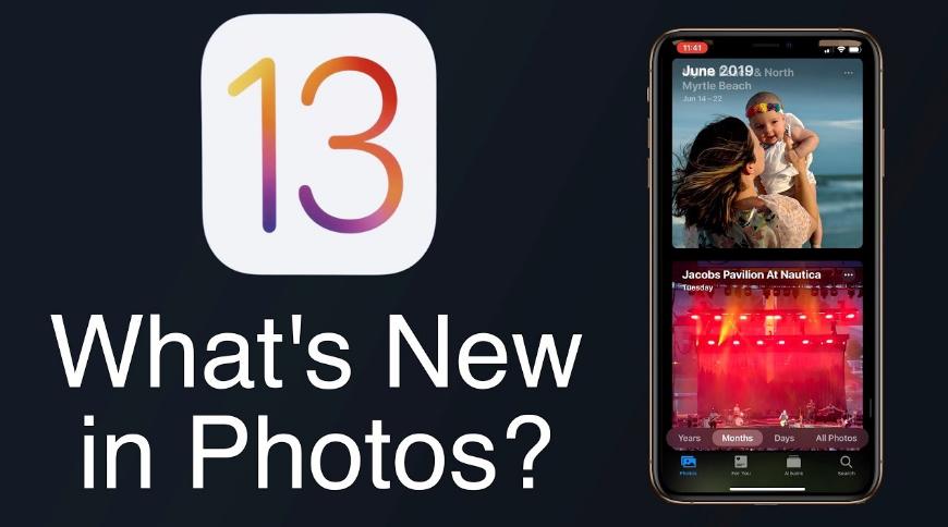 iOS Photos App