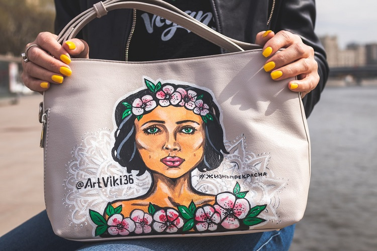ladies handbags types