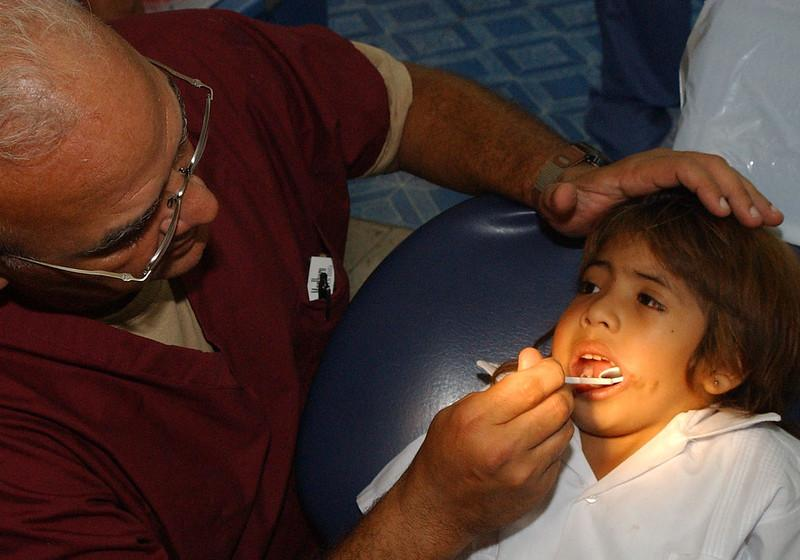 Other Pediatric Dental Visits