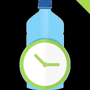 Aqualert Water Tracker Daily