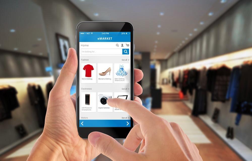 E-Commerce Store Needs a Mobile App