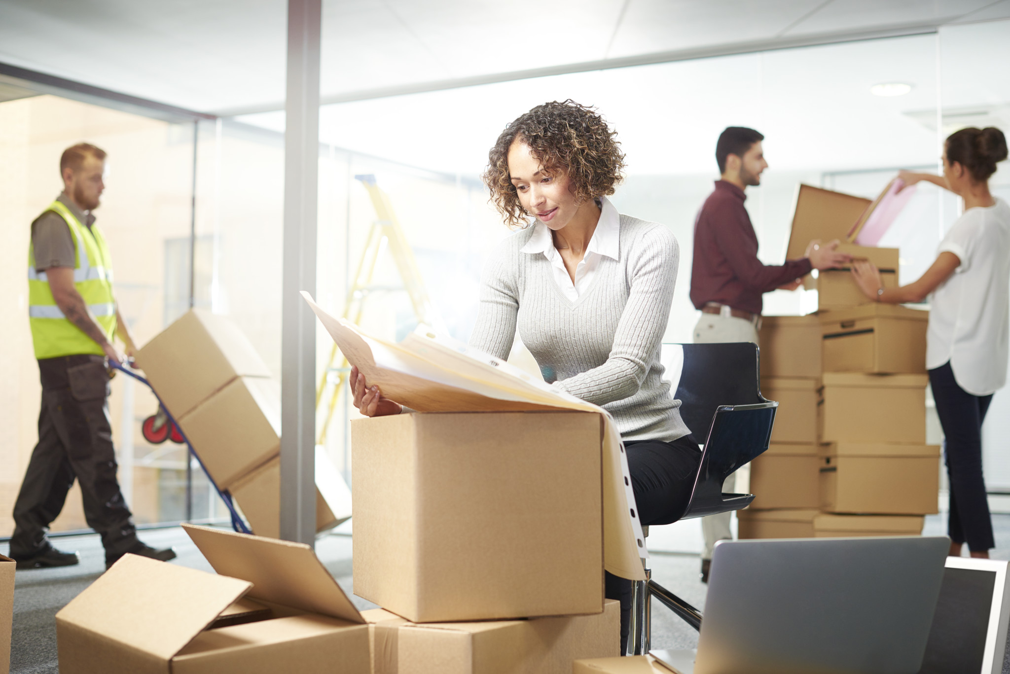 office relocation services charlotte nc